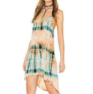 Blue Life Exile Dress Desert Citrine